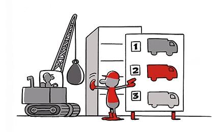Cartoon Sloopinventaris
